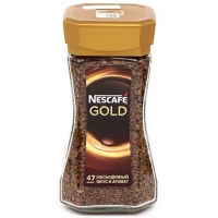Кофе «Nescafe» Gold 95 г