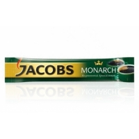 Кофе «Jacobs Monarch» растворимый 2 г.